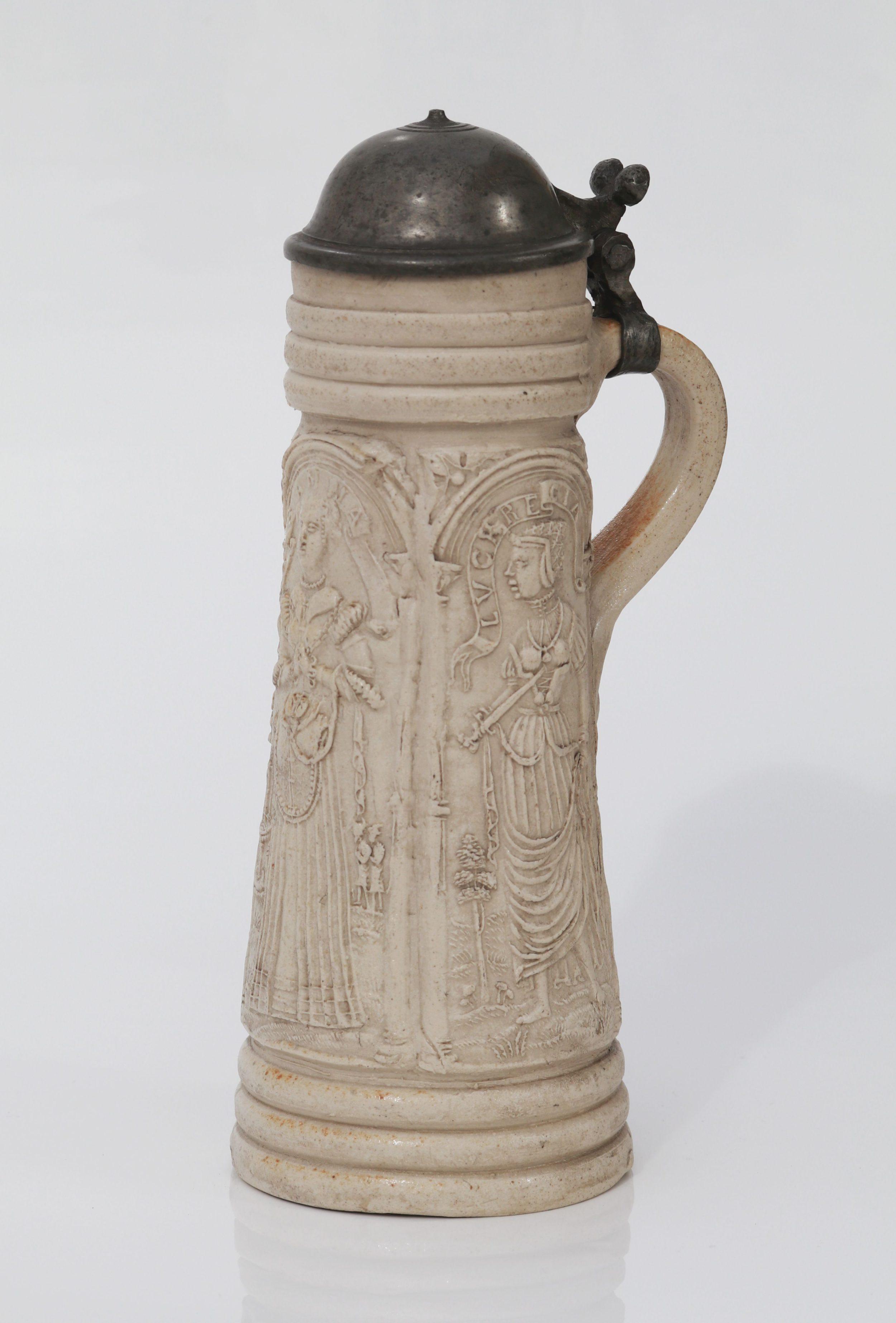 Siegburger Schnelle 1565 datiert