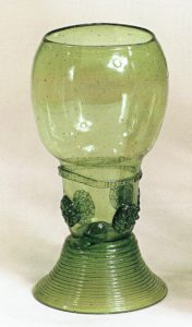 17th century Dutch Roemer Glas