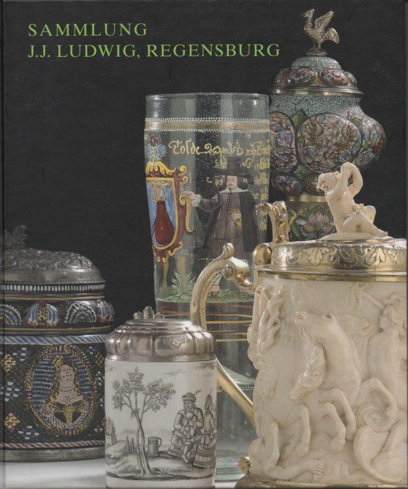 Sammlung J.J. Ludwig Regensburg - Auktionskatalog Nagel 2008