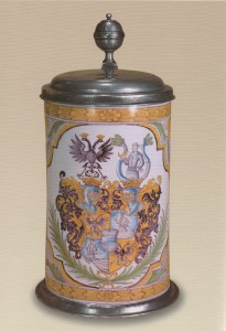 Peter Vogt Baroque Faience Stoneware Ceramics and Works of Art