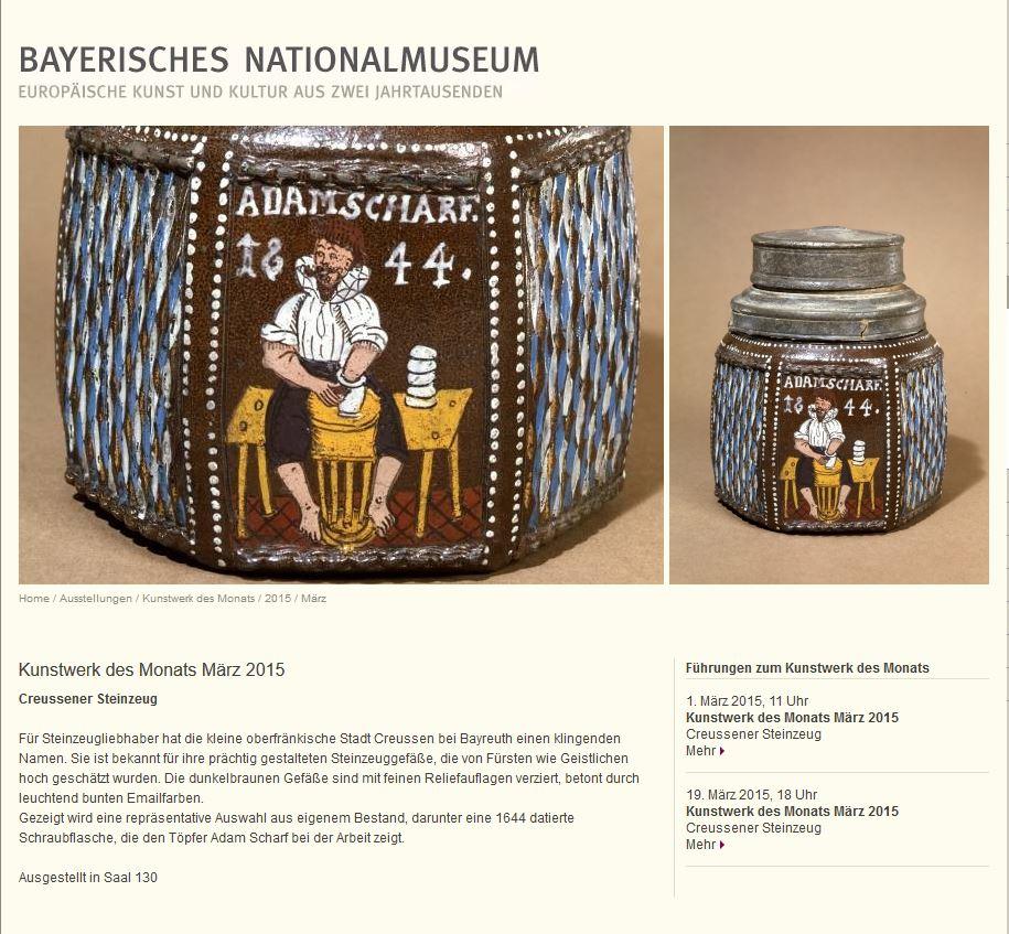 Creussen Nationalmuseum