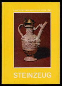 Gisela Reineking von Bock: Steinzeug. Kunstgewerbemuseum der Stadt Köln. Köln 1986.