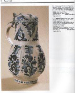 Steinzeug Konrad Strauss Frieder Aichele Battenberg 1992