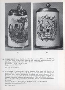 Hans Erdner und Gert K. Nagel: Die Fayencefabrik zu Schrezheim 1752 – 1865