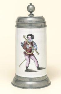 Proskauer Musikantenkrug um 1800