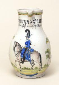 Durlacher Metzgerkanne 1820 datiert