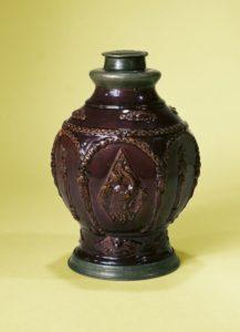 17th century Bunzlau Ceramic stoneware Bottle