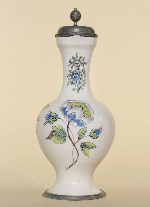 Kuenersberg Narrow Necked Jug ca. 1750