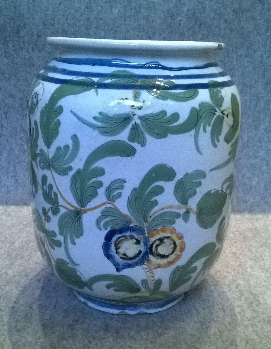albarello-pesaro-callegari-maiolica-um-1720