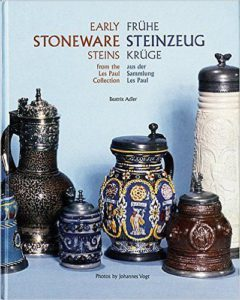 Early Stoneware Steins from Les Paul Collection