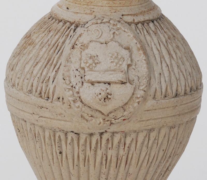 Detail Siegburger Flasche 1795