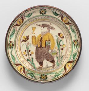 Teller Langnau (Berne), dat 1779
