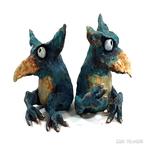 aare-freimann-birds-ceramic-sculpture