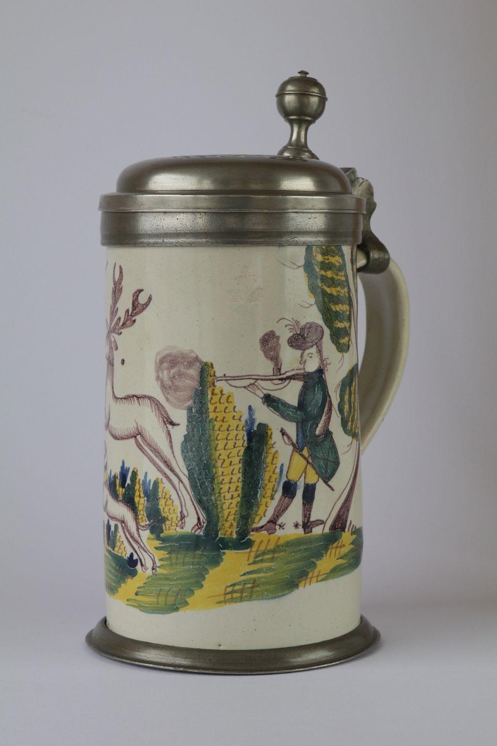 Schrattenhofener Jagdkrug um 1763
