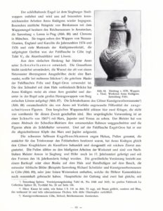 Das Rheinische Steinzeug Otto von Falke Berlin 1908 Bd. 1 S. 93