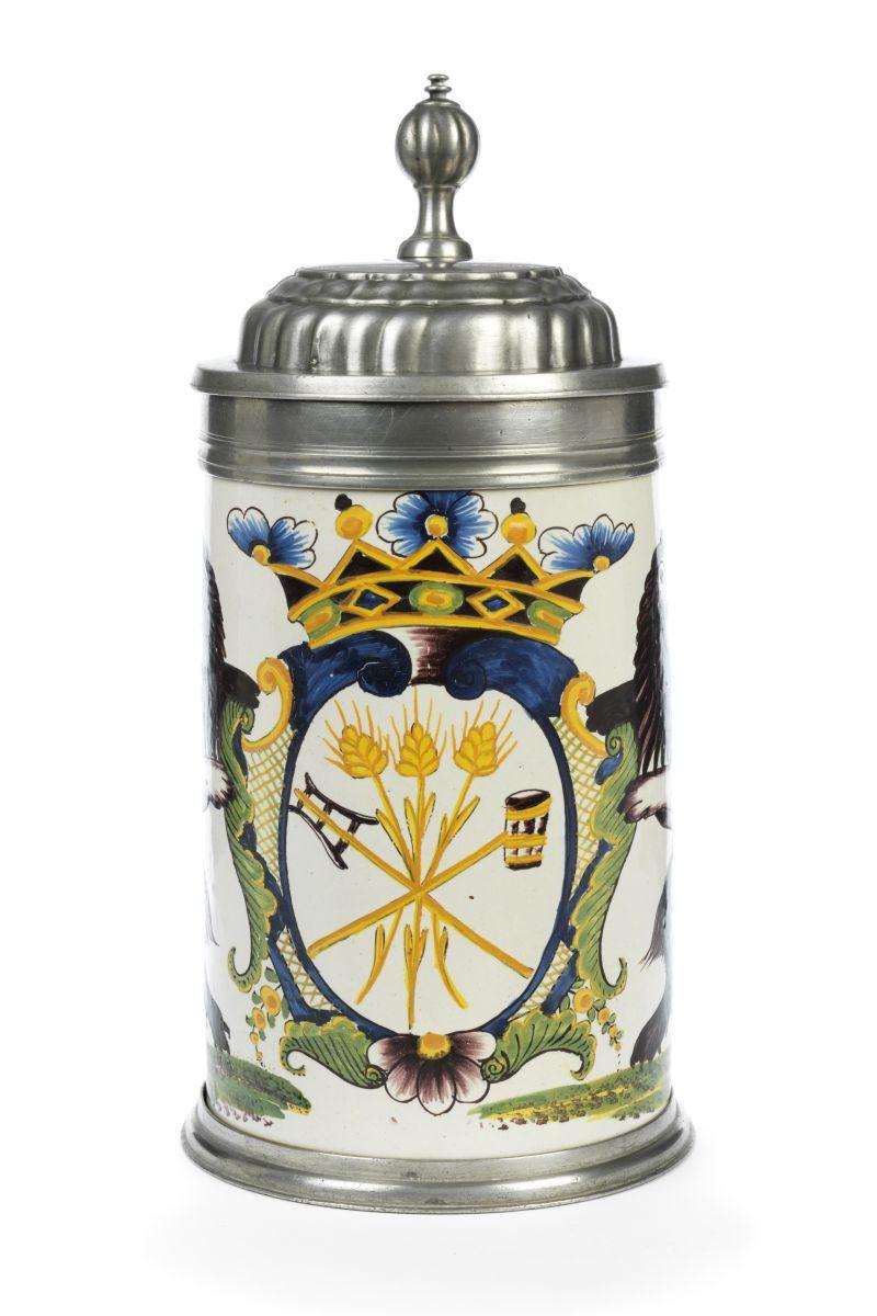 Crailsheimer Bierbrauerkrug um 1790