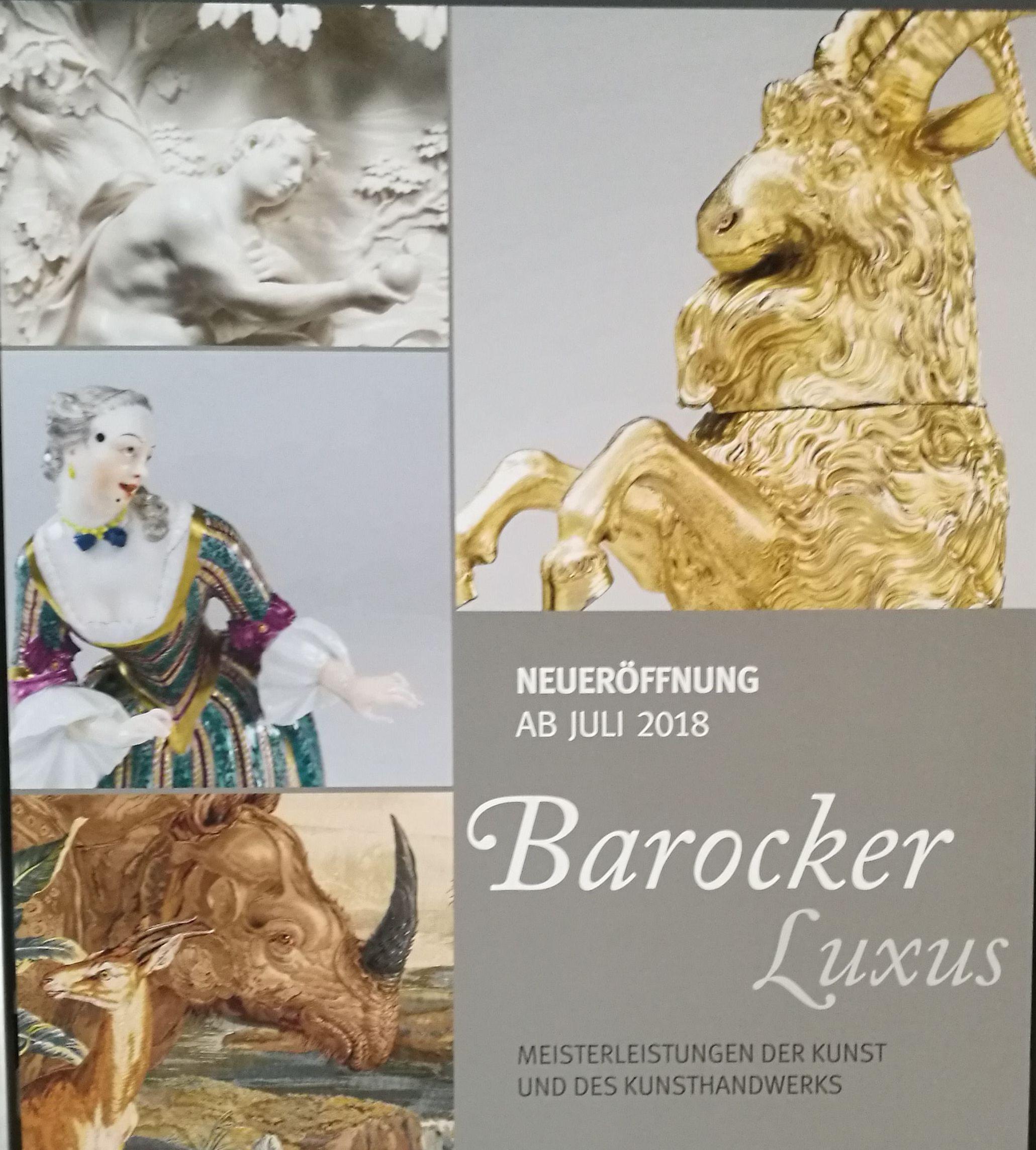 Barocker Luxus Bayerisches Nationalmuseum