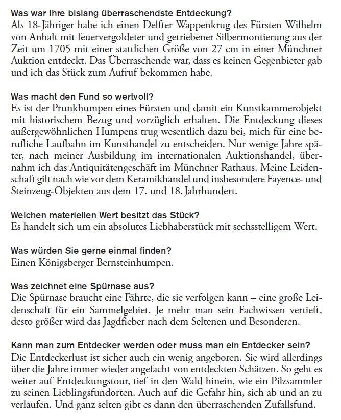 Der Fund meines Lebens Delfter Wappenkrug Kunst und Auktionen 15_2018