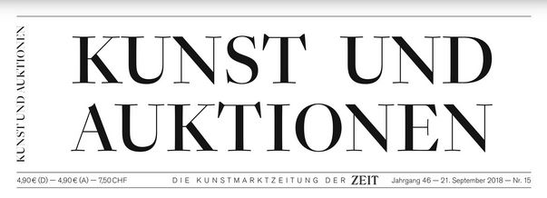 Kunst und Auktionen 15_2018