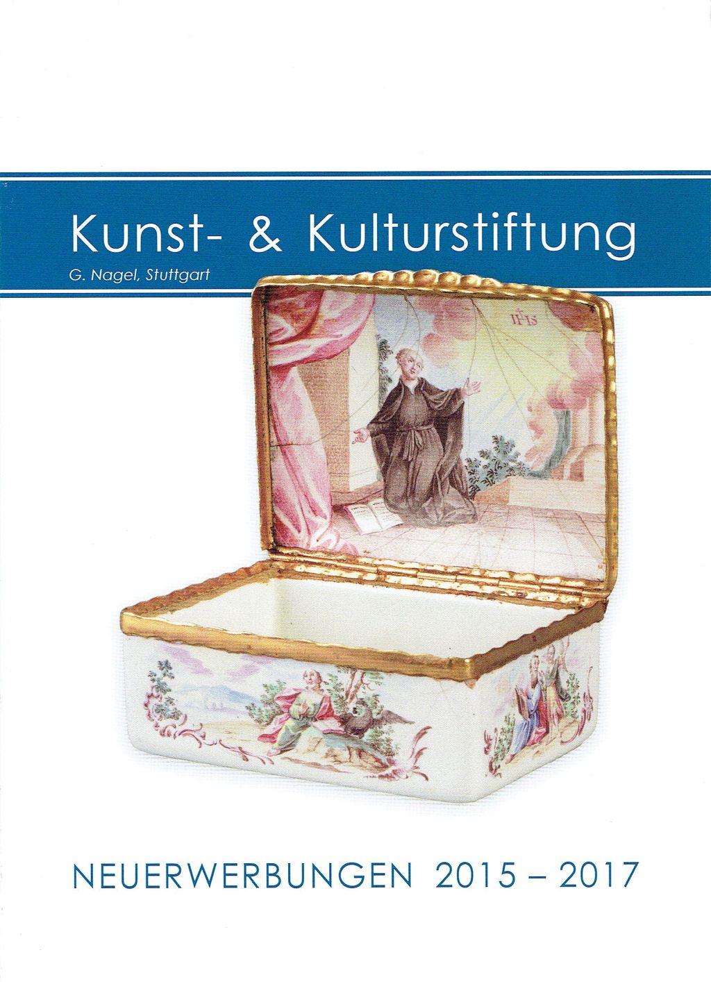 Kunst und Kulturstiftung G. Nagel Stuttgart