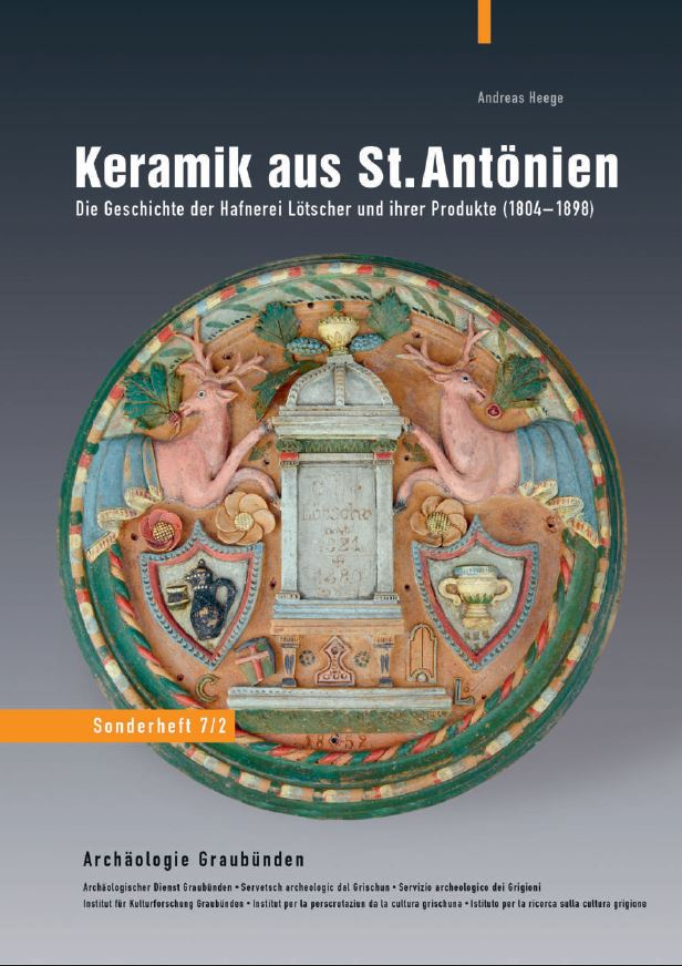Andreas Heege Archaelogie Graubuenden Sonderheft 7 - 2