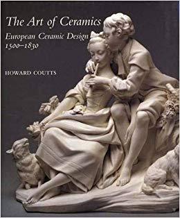 The Art of Ceramics European Ceramic Design 1500-1830 Howard Coutts Yale University Press 2001